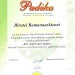 B.Ramanauskienei